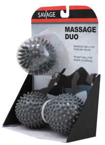 Savage Massage Duo Angled